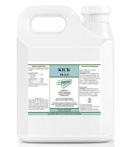 Planet Turf Fertilizer Kick 10-2-4